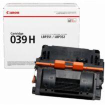 Canon CRG039H Toner 25k