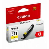 Canon CLI571XL Patron Yellow