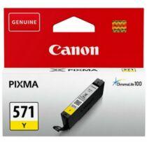 Canon CLI571 Patron Yellow