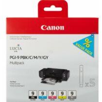 Canon PGI9 Multipack PBK/C/M/Y/GY