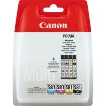 Canon CLI581 /C/M/Y/Bk /EREDETI/