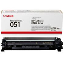 Canon CRG051 Toner /eredeti/ 1,7k