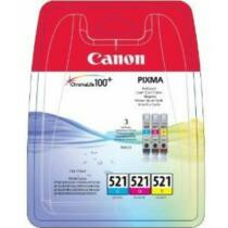 Canon CLI521 Multipack CMY