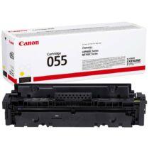 Canon CRG055 Toner Yellow 2,1K (EREDETI)