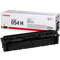 Canon CRG054H Toner Yellow 2,3K (EREDETI)