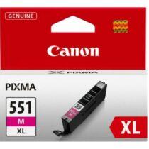 Canon CLI551XL Patron Magenta