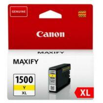 Canon PGI1500XL Patron Yellow