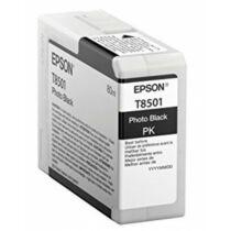 Epson T8501 Patron Photo Black 80 ml /original/