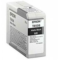 Epson T8508 Patron Matte Black 80 ml /original/