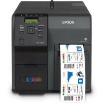 Epson ColorWorks C7500G Színes Cimkenyomtató