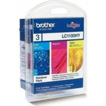 Brother LC1100HYCMY tintapatron csomag (Eredeti)