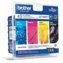 Brother LC1100HYBKCMY tinta csomag (Eredeti)