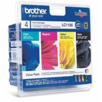 Brother LC1100BKCMY tintapatron csomag (Eredeti)