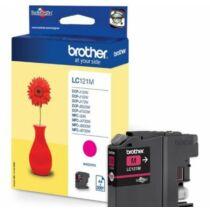 Brother LC121M tintapatron (Eredeti)
