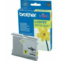 Brother LC970Y tintapatron (Eredeti)