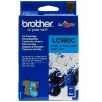 Brother LC980C tintapatron (Eredeti)