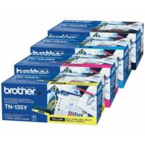 Brother TN135BK toner (Eredeti)