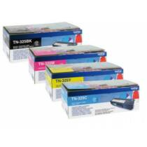 Brother TN325Y toner (Eredeti)