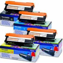 Brother TN328BK toner (Eredeti)