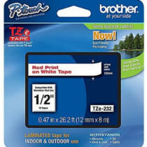 Brother TZe232 szalagkazetta (Eredeti) Ptouch