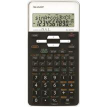 """Számológép, tudományos, 273 funkció, SHARP """"EL-531"""", fehér"""