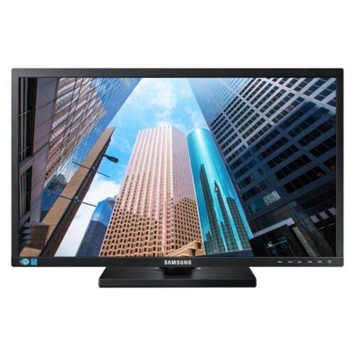 "Samsung TN LED B2B Monitor 24"" LS24E45KBSV/EN, 16:9, 1920x1080, 250cd, 5 ms, D-Sub, DVI (kábel a dobozban), pivot"