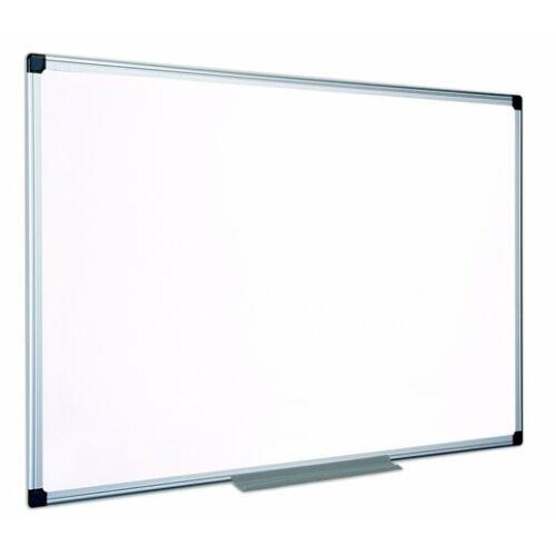 Fehértábla, nem mágneses, 60x90 cm, alumínium keret, VICTORIA