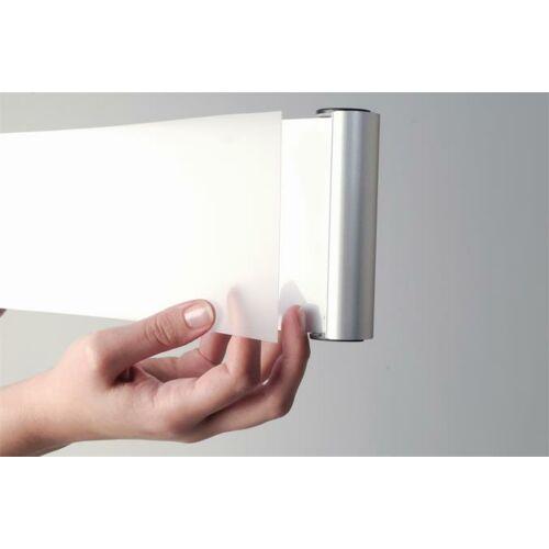 Információs tábla, fali, 14,8x10,5 cm, VICTORIA