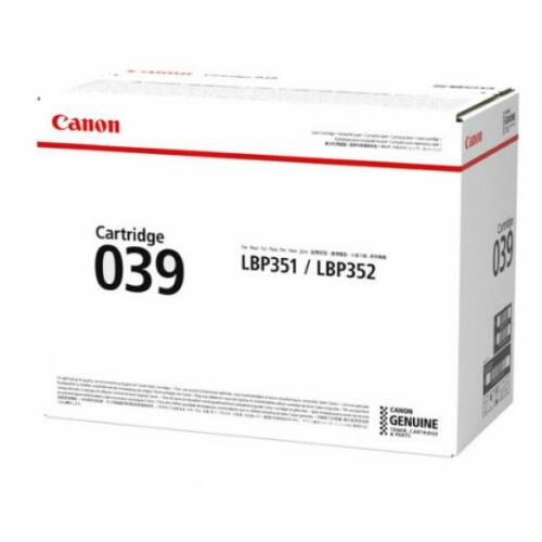 Canon CRG039 Toner 11k
