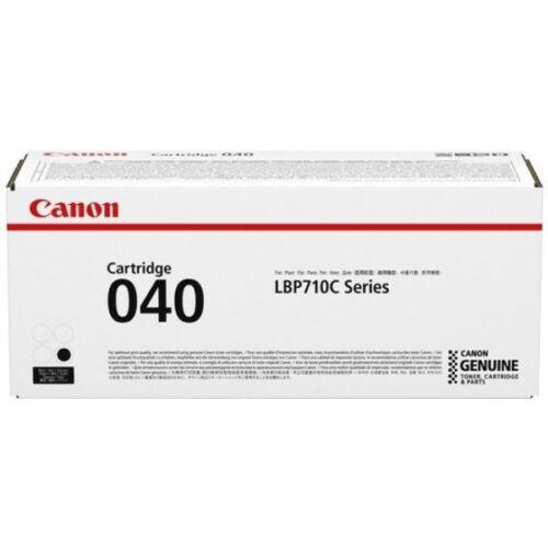 Canon CRG040 Toner Black /eredeti/ LBP710/712 6.300 oldal