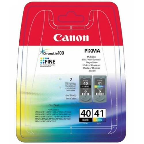 Canon PG40 + CL41 Multipack
