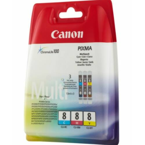 Canon CLI8 Multipack CMY