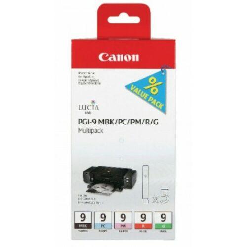 Canon PGI9 Multipck MBK/PC/PM/R/G