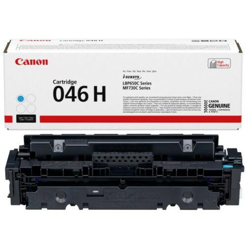 Canon CRG046H Toner Cyan /eredeti/ LBP654 5.000 oldal