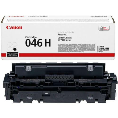 Canon CRG046H Toner Black /eredeti/ LBP654 6.300 oldal