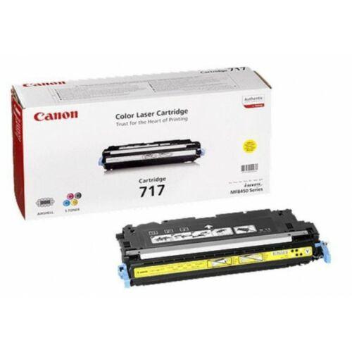 Canon CRG717 Toner Yel MF8450 4K
