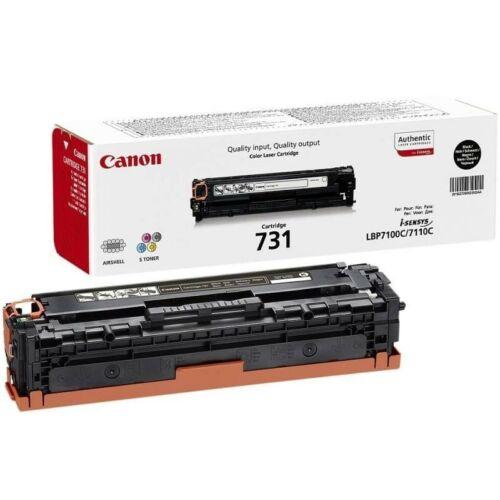 Canon CRG731 Black Toner