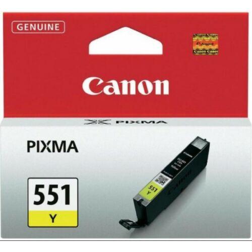 Canon CLI551 Patron Yellow