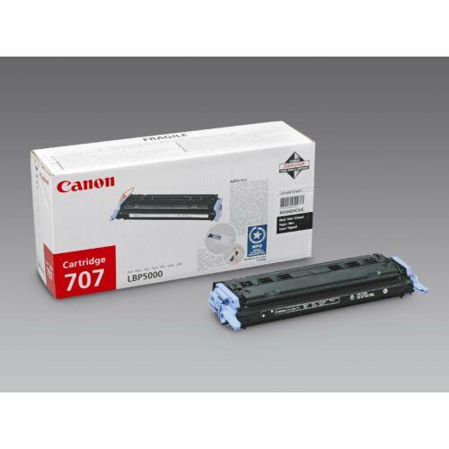 Canon CRG707 Toner Black 2,5k
