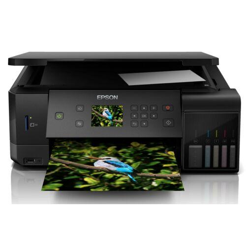 Epson L7160 ITS Fotónyomtató Mfp