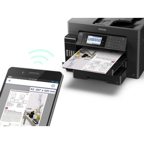 Epson L15160 DADF A3+ ITS Mfp