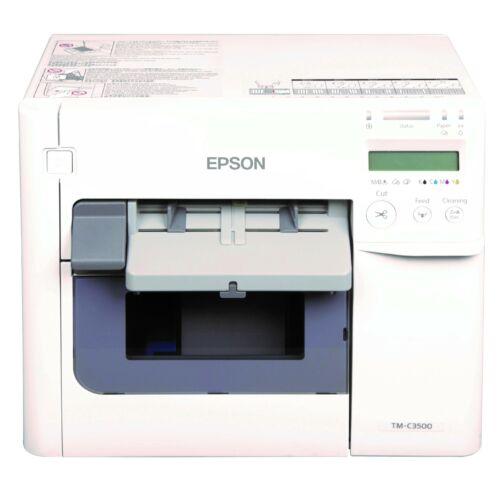Epson Colorworks C3500 Színes Cimkenyomtató