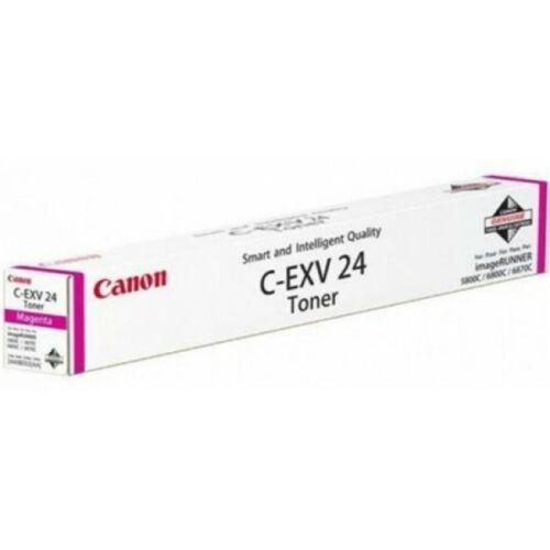 Canon C-EXV 24 Magenta toner (Eredeti)