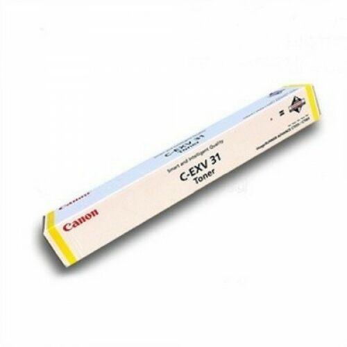 Canon C-EXV 31 Toner Yellow (Eredeti)