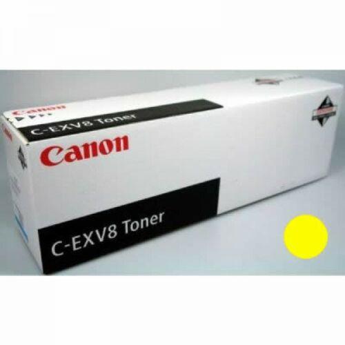 Canon C-EXV 8 toner Yellow (Eredeti)