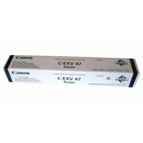 Canon C-EXV 47 Black Toner (Eredeti)