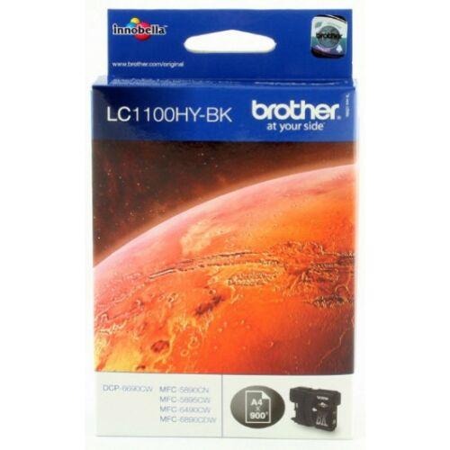 Brother LC1100HYBK tintapatron (Eredeti)