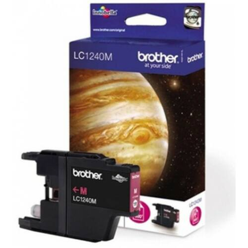 Brother LC1240M tintapatron (Eredeti)