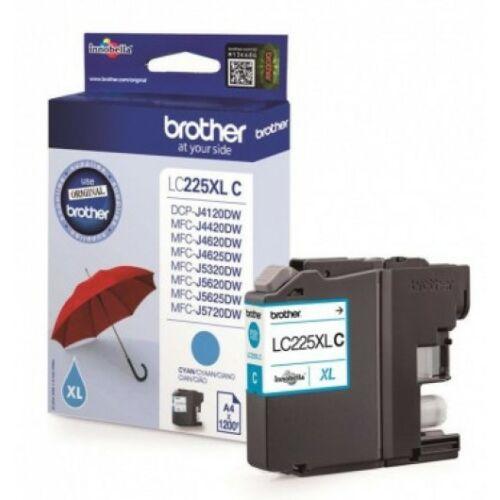 Brother LC225XLC tintapatron (Eredeti)