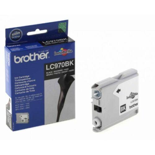 Brother LC970BK tintapatron (Eredeti)